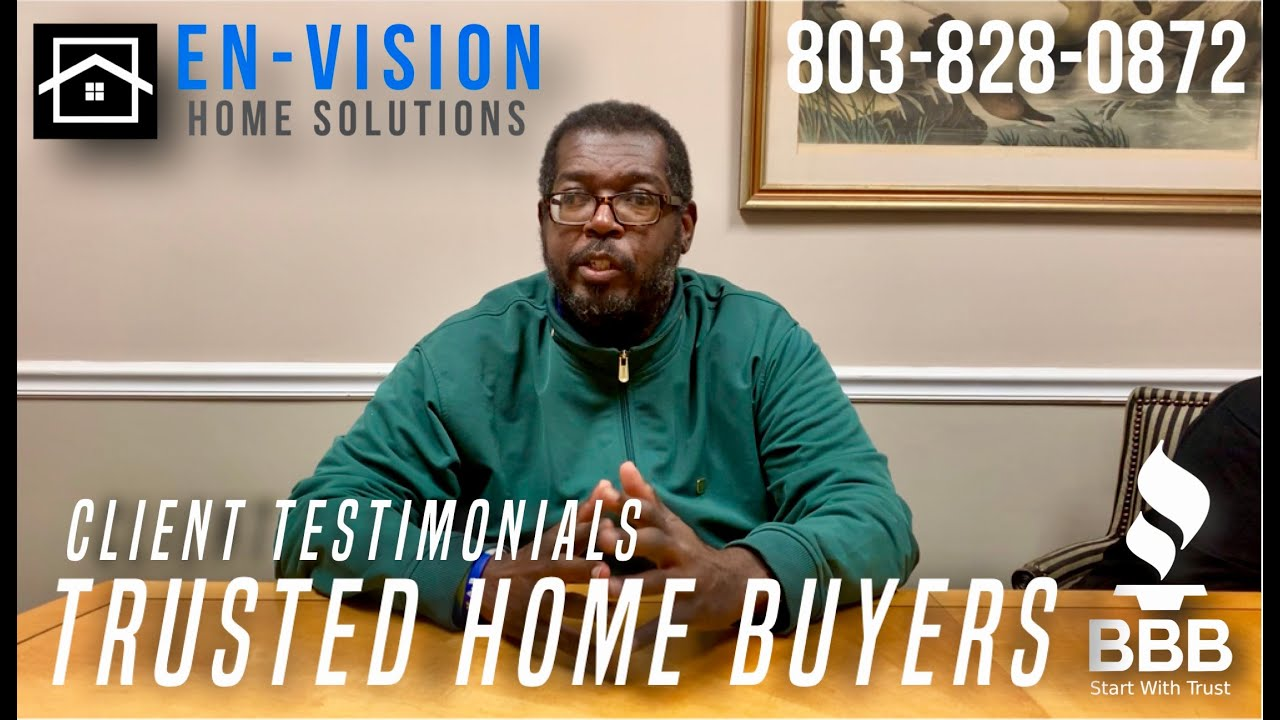 Client Testimonials | 803-828-0872 | Trusted Home Buyers in Columbia SC