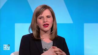 "Tara Westover, author of ""Educated,"" sings a Mormon hymn"