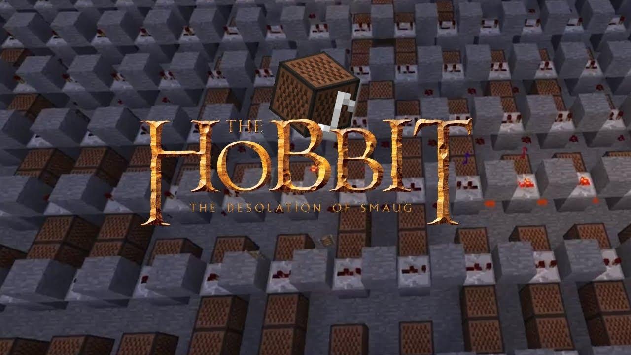 Minecraft Noteblock Song  I See Fire  Ed Sheeran The Hobbit