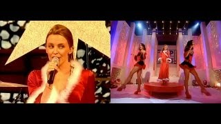 Kylie Minogue - Santa Baby (LaRCS, by DcsabaS, 1999)