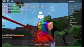 Roblox - Arc Of The Elements - Hades Arc Killing Glitch