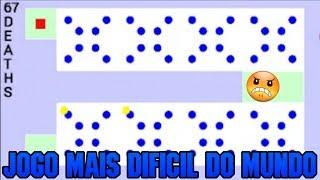 World's Hardest Game - O JOGO MAIS DIFÍCIL DO MUNDO!!