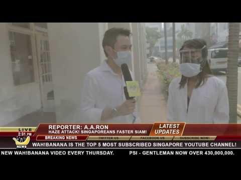 Banana News: Haze Attack