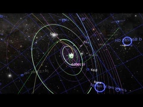 A 3D atlas of the universe - Carter Emmart