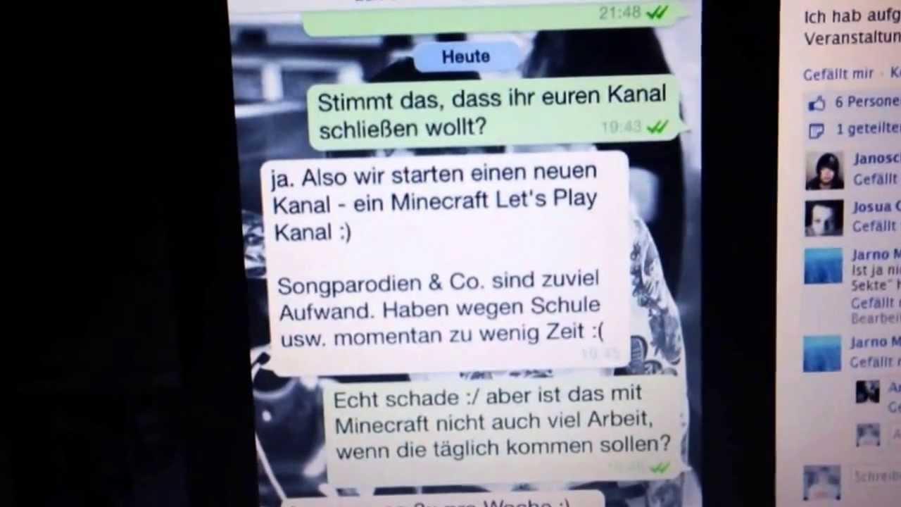 DieLochis schließen Kanal! - YouTube