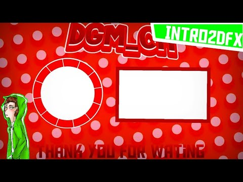 DGM_CH | INTRO 2D | Android 100% | Shape by 7uke creator | inspired by KNA Marcel
