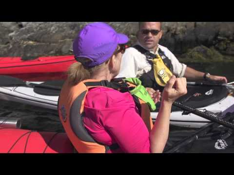Spectacular Sea Kayaking