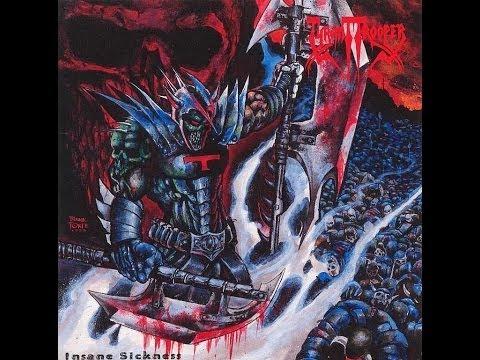 "Tyrant Trooper ""Insane Sickness"" (1995) full album ϟ"