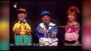 de Carlo en Irene Show - Het laat me niet lachen theater (aflevering 3)