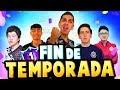 ULTIMO FIN DE TEMPORADA! POMPEYO TOP 1?! ANABAN LAPOKATI PROS TOP MUNDIAL CLASH ROYALE!