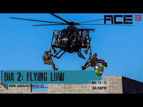 War on Terror - Dia 2: Flying Low - Arma 3 COOP