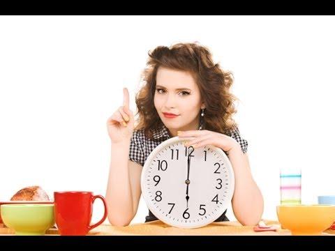 ТК РФ, Статья 108  Перерывы для отдыха и питания