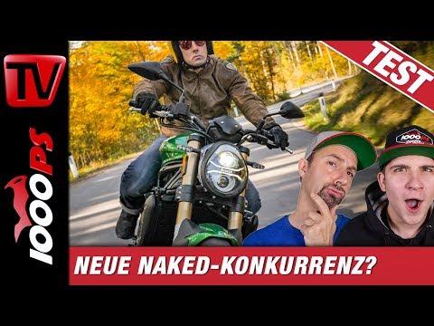 Benelli 752 S Test - Naked Bike Underdog mit mächtigem Sound!