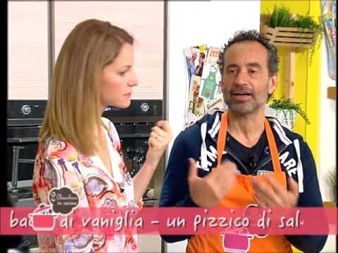 2 Chiacchiere in cucina - 187 - Leandro Barsotti - Spaghetti al limone - Crostata crema