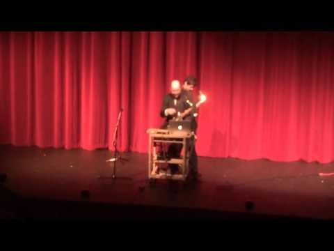 "Eli Fribush and Mr  Ledford   A ""Live"" Study on Looping"