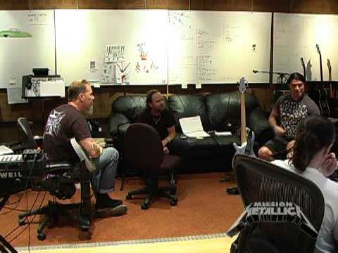 Mission Metallica: Fly on the Wall Platinum Clip (July 26, 2008) Thumbnail image