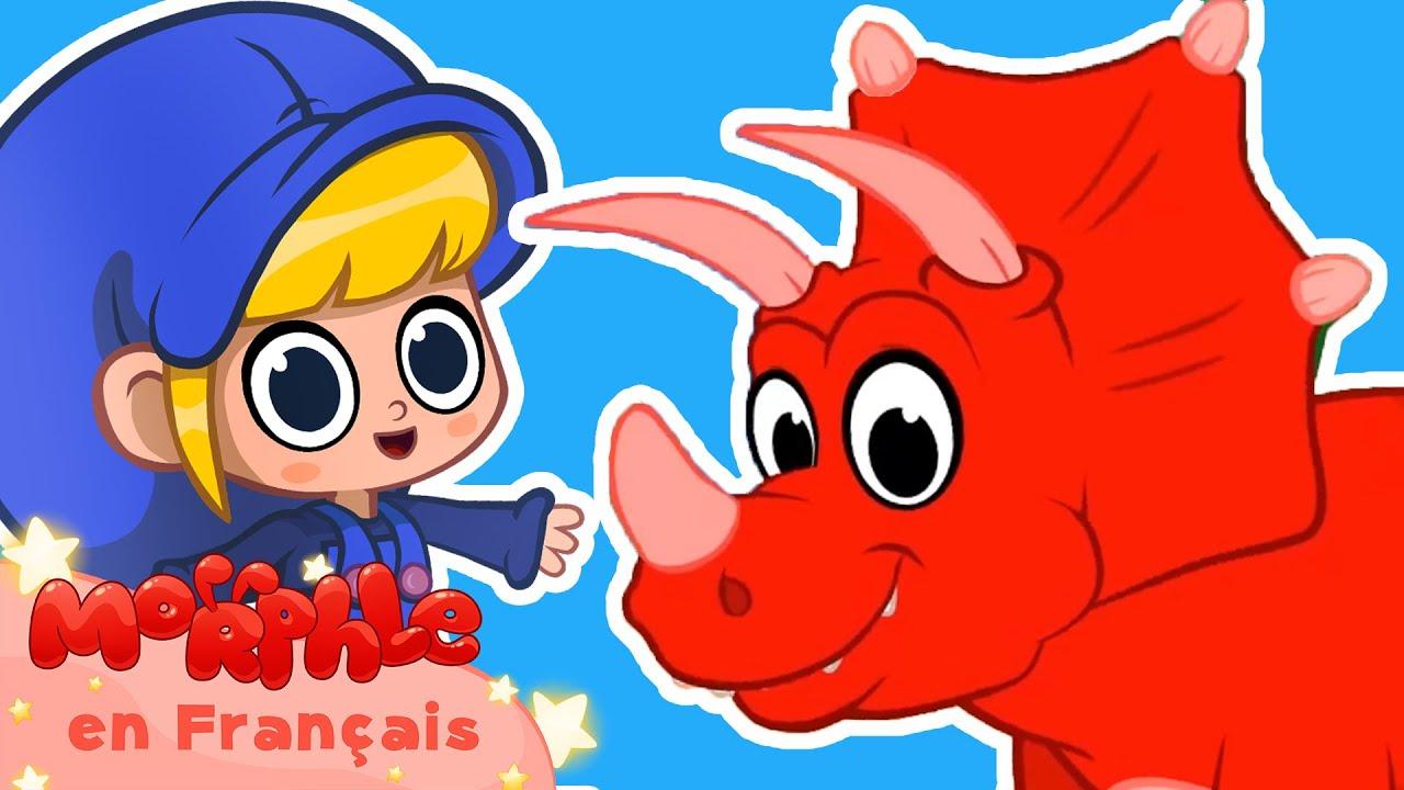 Morphle en Français | Mi triceratops mágico Morphle | Morphle TV | Dessins Animés Pour Enfants