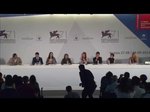 71st Venice Film Festival - Qin'ai de (Dearest)