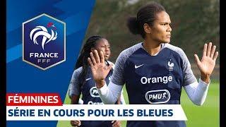 France-Brésil Féminine : série en cours pour Wendie Renard et Griedge Mbock I FFF 2018