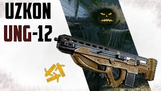 Warface Uzkon UNG-12 on new sPoOkY TDM-HALLOWEEN-MAP
