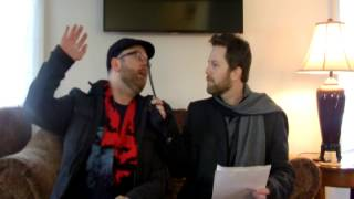Voice of the Voices Eric Vale and Christopher Sabat Seriously check this shit out!!!!!!