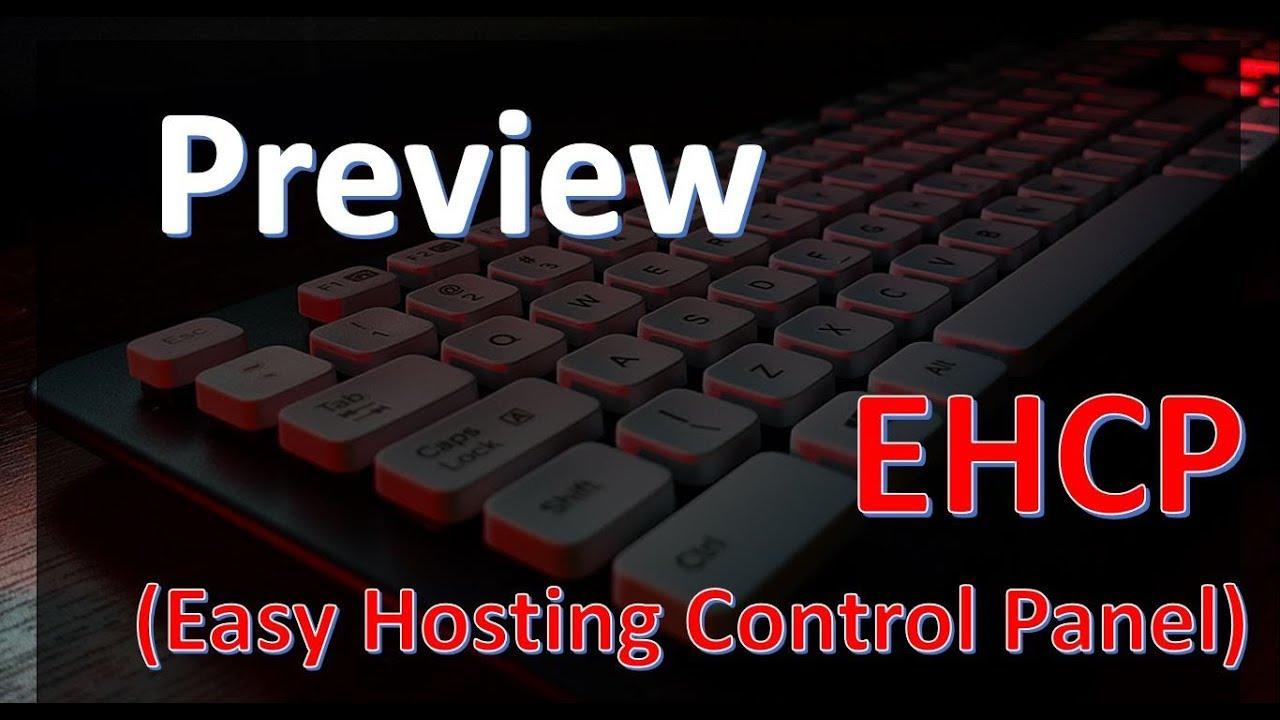 Raspberry Pi Web Hosting Control Panel