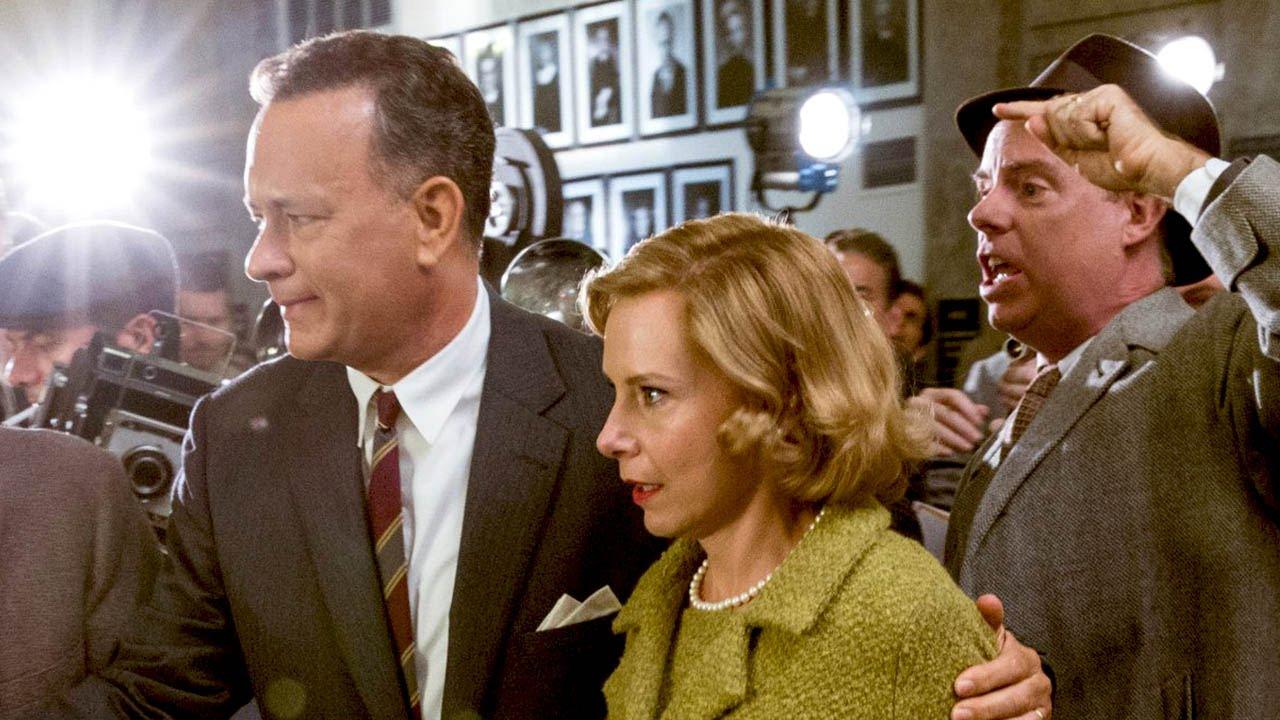 Avec Le Pont Des Espions Spielberg Se Frotte A La