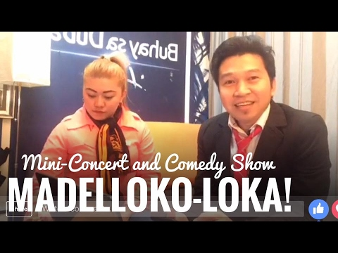 [Buhay sa Dubai live] MADELLOKO-LOKA promotion