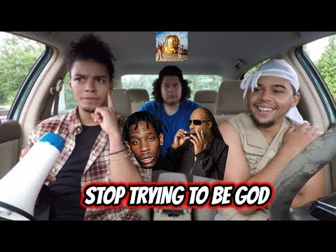 Travis Scott - STOP TRYING TO BE GOD (REACTION REVIEW)