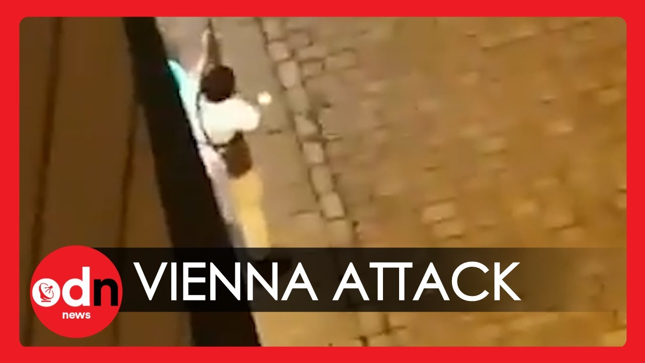 Terror in Vienna: Five Killed in Austrian Capital During Terrorist Shooting Spree