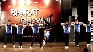 Bharat dhwani 2k18 || SI crew dance performance ||| NIT jalandhar