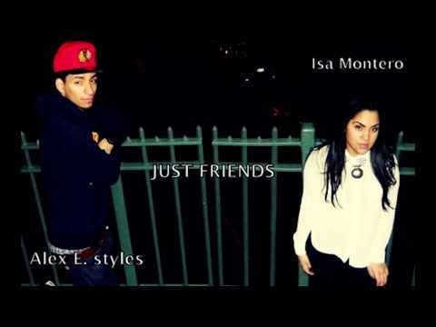 Alex E. Styles - Just Friends (Feat.Isa Rose) Travel Video