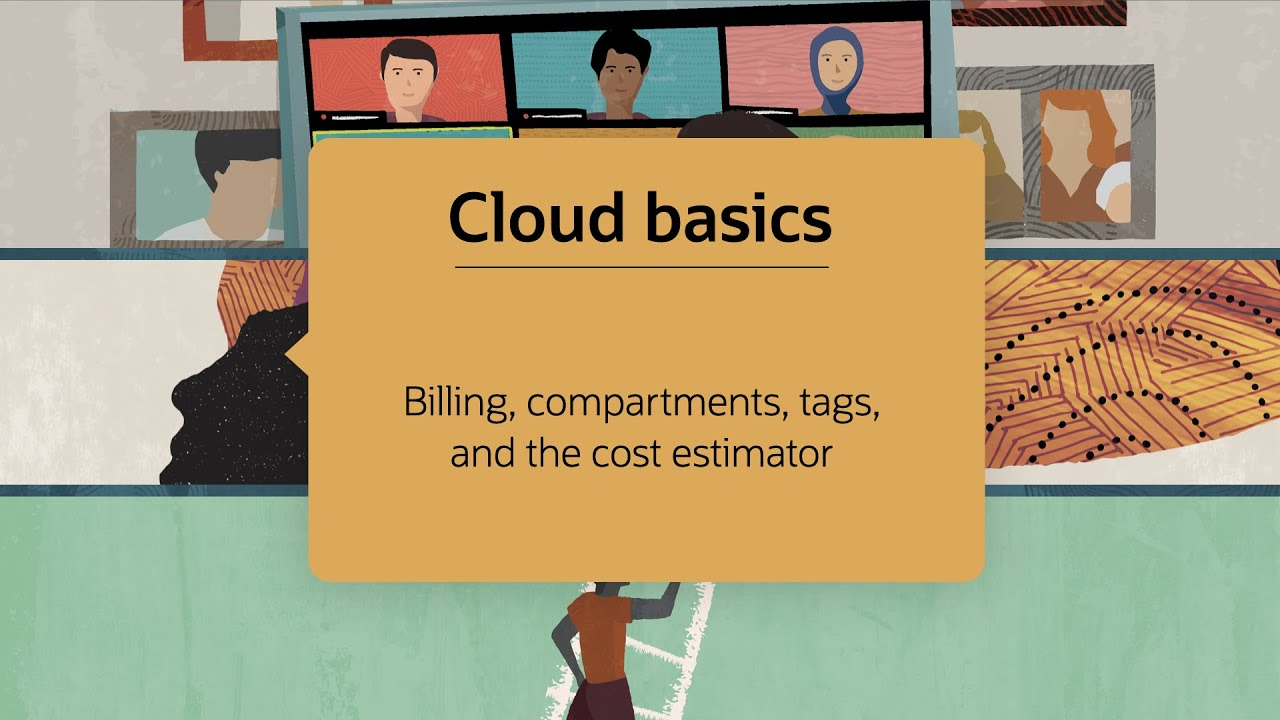 Billing, compartments, tags, and the cost estimator