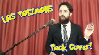 Gambar cover Los Pokimons 😝🐵 - Rock Cover! por Maxi Petrone (Soy Tan Sutil - Josué Yrion)