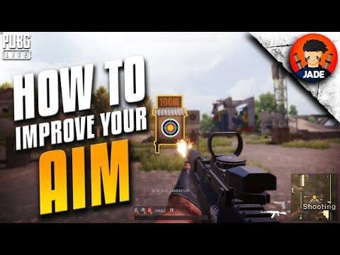 How To Improve Your Aim And Reflex In PUBG PC Lite 🎯🎯