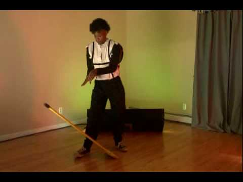 Dave Chappelle Turbo Broom Dance Parody Youtube