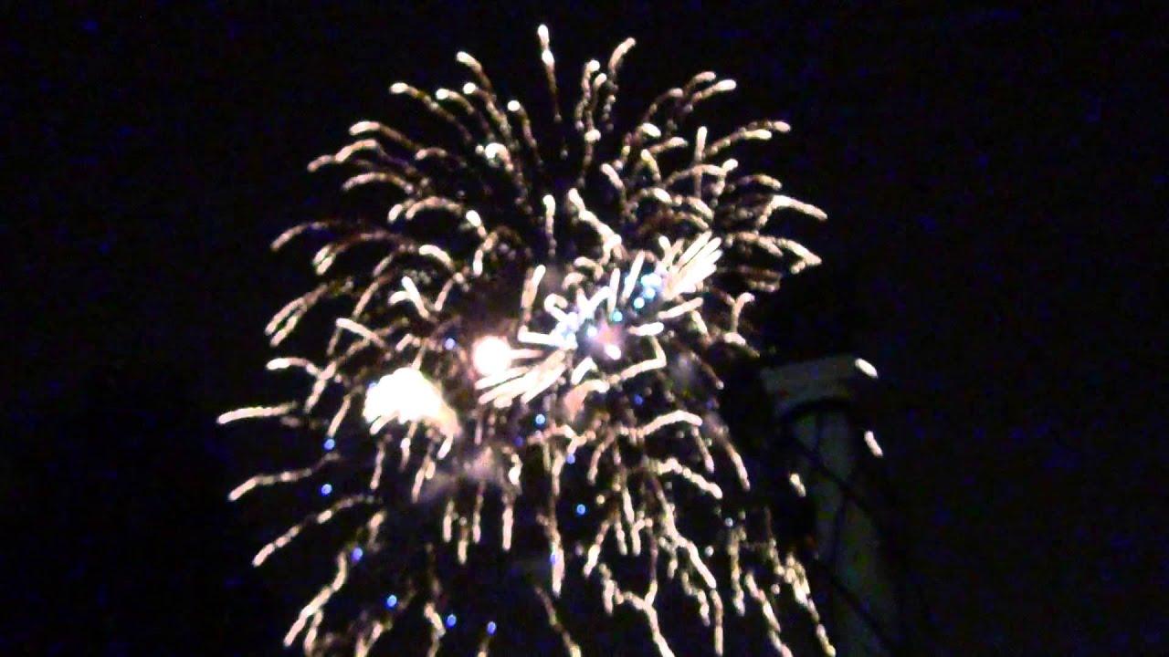 Feuerwerk phantasialand silvester 2012 2013 private - Silvester youtube ...