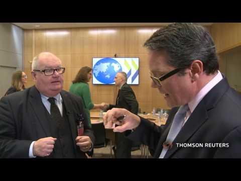 OECD Integrity Forum 2016 – Speaker Interview, UK Government, Anti-Corruption Champion
