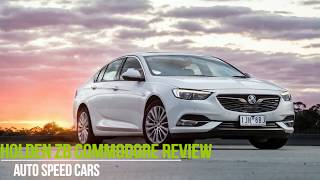 2018 Holden Commodore VXR - REVIEW