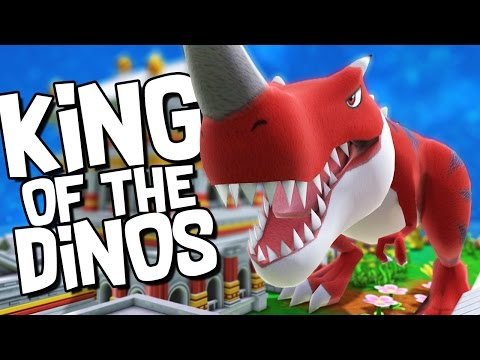 KING OF ALL DINOSAURS, SMILODON REX, MEGA SHARK and GIANT SQUID!  - Birthdays the Beginning Gameplay