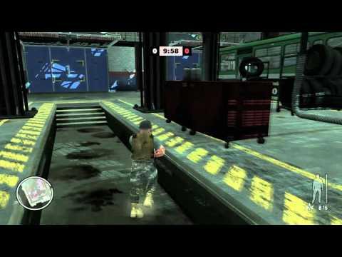 Max Payne 3 Мультиплеер - Начало - Серия 01