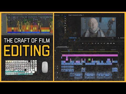 The Craft of Film Editing || Paul Hirsch || Spotlight