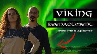 VIKING REENACTMENT - Viking Podcast (Viking Cast) S3 #01