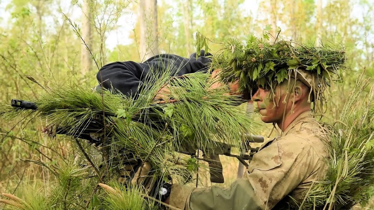 Marine Corps Basic Scout Sniper Instructor Course