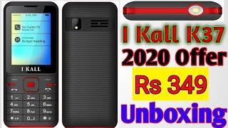 I Kall k37 Mobile Unboxing