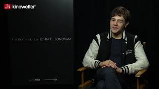 Interview Xavier Dolan THE DEATH AND LIFE OF JOHN F. DONOVAN