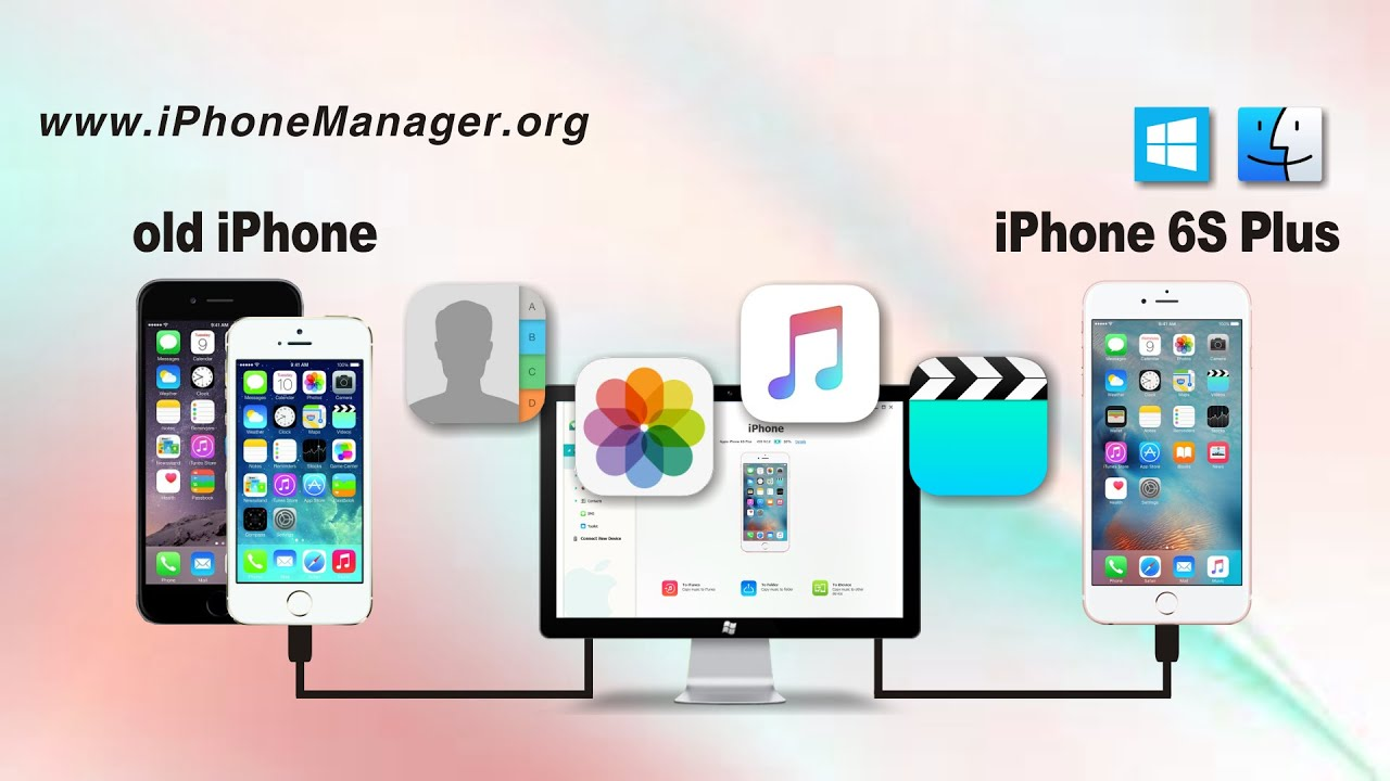 transfer all data to new iphone iphone 6s plus file transfer how to copy all data from 2107