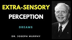 ESP - Extra-sensory Perception - Dreams - Joseph Murphy - Talk - The Power Of Your Subconscious Mind