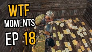 PUBG: WTF Moments Ep. 18