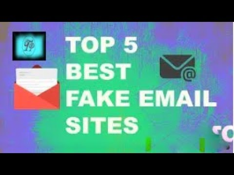 TOP 3 BEST FAKE EMAIL GENERATOR WEBSITES FOR Facebook Account